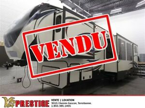 2015 Keystone RV VENDU\SOLD Avalanche 360RB