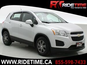 2014 Chevrolet Trax LS FWD - Super Low Price