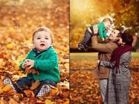 PORTRAIT AND FAMILY PHOTOGRAPHER