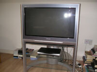"Panasonic QuintrixSR Acuity 30"" TV"