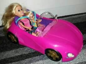 Doll & Car