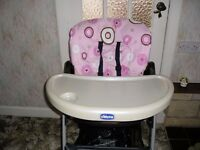 Chicco Childs High Chair