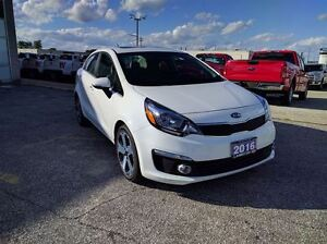 2016 Kia Rio SX LEATHER Navigation SUNROOF*SOLD*