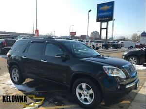 2012 GMC Acadia SLE AWD | Entertainment System | Dual Sunroof