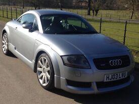 Audi TT 1.8 225bhp
