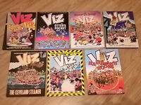 Viz Comic compliation hardbacks x 7