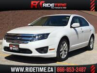 2012 Ford Fusion SEL - Leather Seats, Alloy's, Power Windows