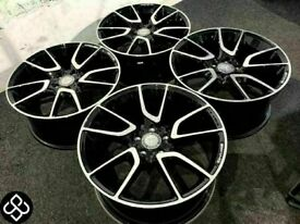 """BRAND NEW MERCEDES 18"""" 19"""" 20"""" AMG STYLE ALLOYS - *TYRES ALSO AVAILABLE* - 5 X 112"""