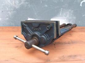 Woden - Vintage - Carpenters - Bench - Vice - No 189 - 1A - Horfield
