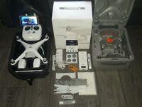 New DJI Phantom 4 Advanced PLUS + Extra Battery/Charger/Filter-set/Back-Pack & loads more.