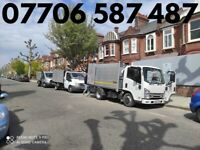 RUBBISH REMOVAL WASTE DESPOSAL JUNK CLEARANCE