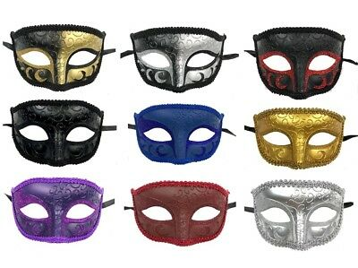 Classic Unisex Simple masquerade mask Party Mask Costumes Eye Masks](Simple Masquerade Masks)