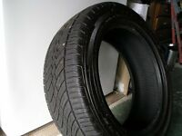 one near new 4x4 tyre