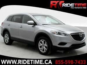 2015 Mazda CX-9 GS AWD - Navigation, Backup Camera