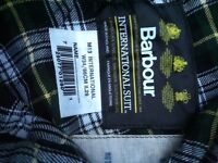 Barbour wax trousers