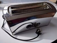 4 slice pop-up toaster. Sunbeam.
