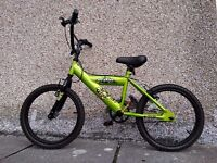 children's bikes, only used a couple of times