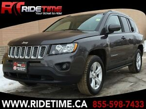 2015 Jeep Compass North - Alloy Wheels, Remote Start