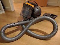 Dyson DC28c Multi Floor Cylinder Vacuum Cleaner (ball)
