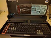 Logitech G710+ Mechanical Gaming Keyboard, UK layout, original packaging