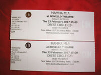 Mama Mia Tickets for Sale London