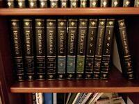 Full Set Encyclopaedia Britannica 1991