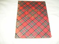 Scottish Song book with music