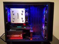 Computer & Intel Skylake & GEFORCE GTX 10 SERIES & New parts!
