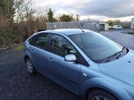 *!*LOW MILES*!* Late 2007 Ford Focus 1.6 LX . Less than 66000 miles! MOT to 5/5/17 ..£1250 / ONO