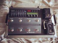 TC electronic guitar multi fx