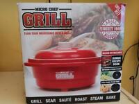 Micro chief grill deluxe kit