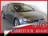 2011 Scion tC 2.5L Fogs+Aileron+Suspension TRD+Toit Panoramique