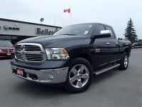 2015 Ram 1500 Big Horn-Trailer TOW Mirrors AND Brake Controller-