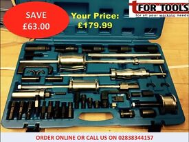 TM US PRO 49pc Diesel Injector Extractor Master Set