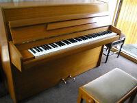 Piano Overstrung.