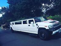 Hummer limo h2