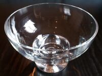 Glass Candy Bowl (boxed)