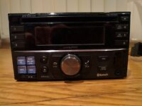 Alpine CDE-W235BT Double DIN CD/MP3/USB/iPod Ready Tuner - Built in Bluetooth