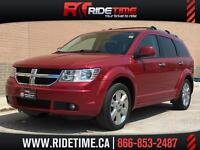 2009 Dodge Journey R/T - Leather Heated Seats, Chrome Alloy's