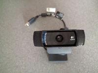Logitech web cam HD