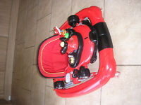 ACE SPORT Baby walker, Clean and good condition. Adjustable height.