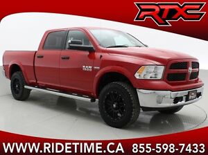 Lifted 2015 Ram 1500 Outdoorsman 4WD - New Wheels  Tires
