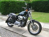 Harley - Davidson XLH 883 Sportster
