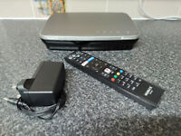 Humax FVP-4000T Freeview Play HD TV Recorder, 500GB, Remote & Power Supply.