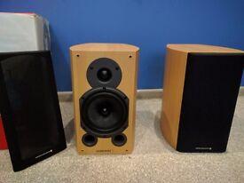 Wharfdale Diamond 9.1 speakers