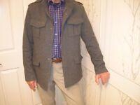 Mans Jacket (Ben Sherman) Medium size.