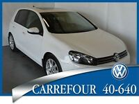 2012 Volkswagen Golf TDI Highline Cuir+Mags+Toit Ouvrant Automat