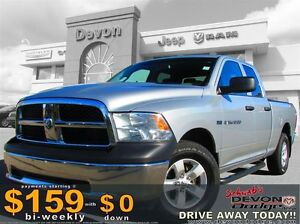 2012 Ram 1500 ST/SXT: Bright Silver Metallic