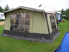 Awning Telt Lansen double in great condition - open to offers
