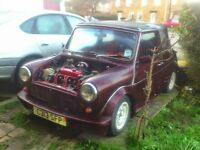 Classic mini wanted for repair or restoration. anything considered from anywhere . cash waiting.
